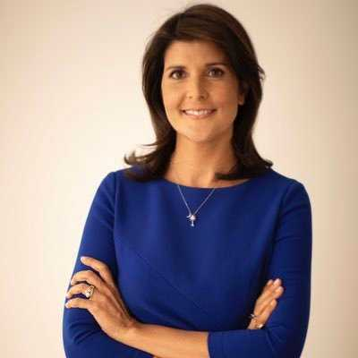 Describe a female leader you would like to meet nikki haley ielts cue card