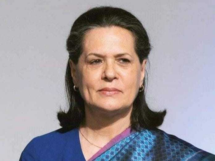 A female leader you would like to meet sonia gandhi ielts cue card