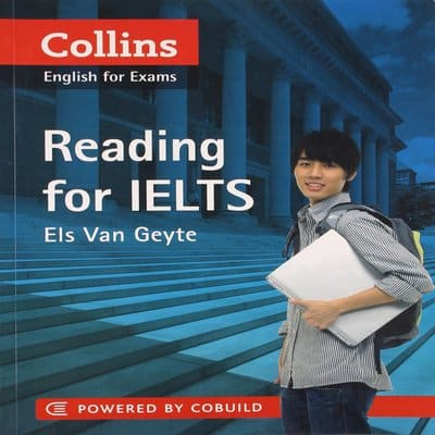 Collins Reading for IELTS Best Book for IELTS Reading